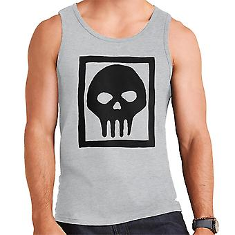 The Phantom Skull Ring Logo Men's Vest