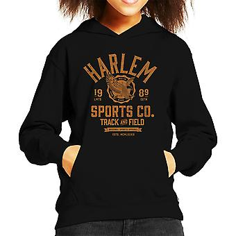 Divide & Conquer Harlem Sports Co Kid's Hooded Sweatshirt