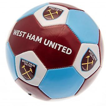 West Ham United Football Size 3