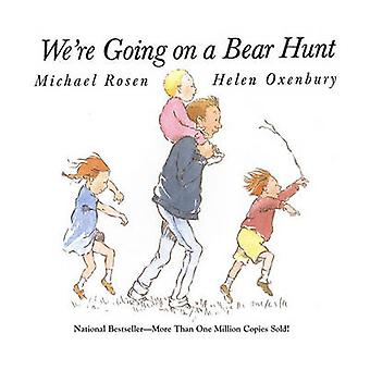 We're Going on a Bear Hunt by Michael Rosen - Helen Oxenbury - 978068