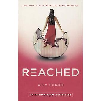 Reached by Ally Condie - 9780606344562 Book