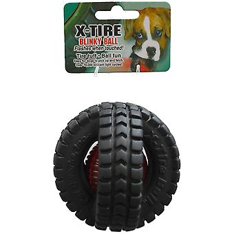 Medium Blinky X-Tire Ball- XTB2