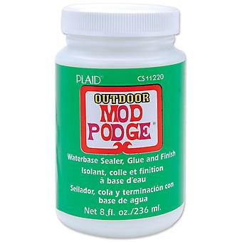 Mod Podge Outdoor Finish 8 Ounces Cs11220