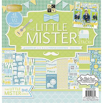 Little Mister Paper Stack 12