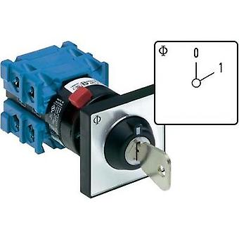 Isolator switch 20 A 1 x 60 ° Grey, Black Kraus & Naimer CH10 A200-600 *FT2 V750D/3H 1 pc(s)