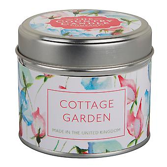 Chelsea Collection Candle in a Tin - Cottage Garden