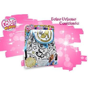 Cife Backpack Chm Cinderella (Jouets , Zone Scolaire , Sac À Dos)