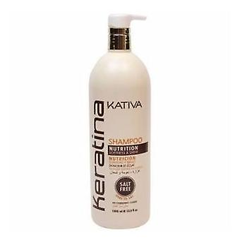 Kativa Keratin Champu 1000 Ml. (Woman , Man , Hair Care , Hair Care , Shampoos)