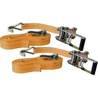 Double strap Low lashing capacity (single/direct)=1000 null (L x W) 6 m x 35 mm Kunzer