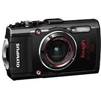 Olympus Tg-4 Digital Camera Black 16Mp