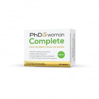 PhD - Woman - Phd Woman Complete Multi-Nutrient 60VTabs