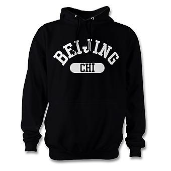 Beijing China City Kids Hoodie