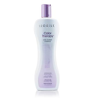 BioSilk kleur therapie Cool Blond Shampoo 355ml / 12oz