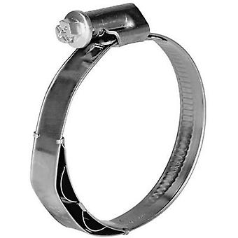 Hose clamps Slotted hex head Norma 01377708060 NORMACLAMP® TORRO® 1 pc(s)