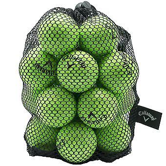 Callaway HX 18 Count Practice Golf Balls - Green