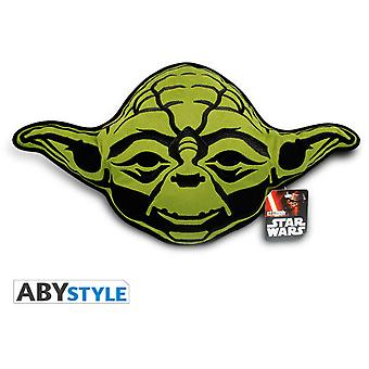Abysse Star Wars Cushion Yoda (Home , Babies and Children , Decoration , Cushions)
