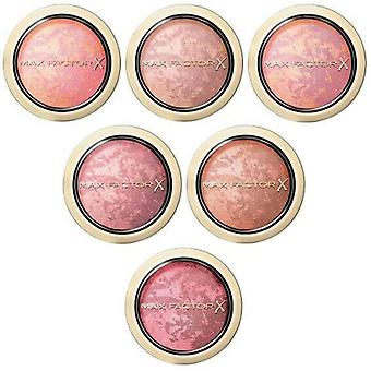 2 x Max Factor Creme Puff Blush - Choose Your Shade