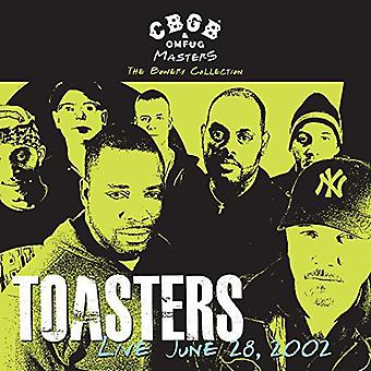 Toasters - Cbgb Omfug Masters: Live June 28 2002 Bowery [Vinyl] USA import
