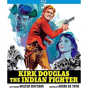 Indian Fighter (1955) [Blu-ray] USA importeren
