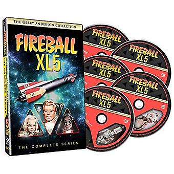 Fireball Xl5: The Complete Series [DVD] USA import