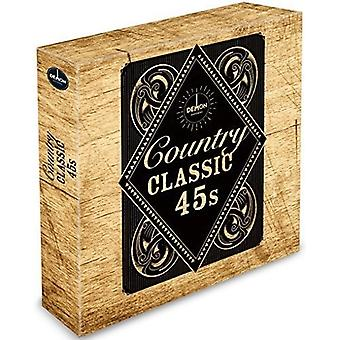 Classic 45's: Classic Country - Classic 45's: Classic Country [Vinyl] USA import