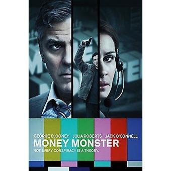 Money Monster [DVD] USA import