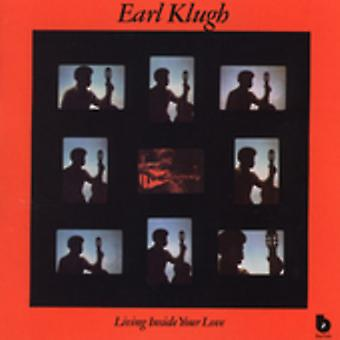 Earl Klugh - Living Inside Your Love [CD] USA import