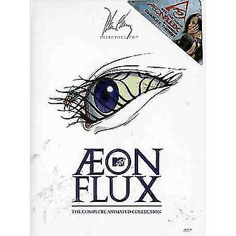Aeon Flux-komplet animerede samling [DVD] USA importerer