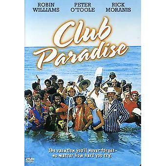 Club Paradise [DVD] USA import