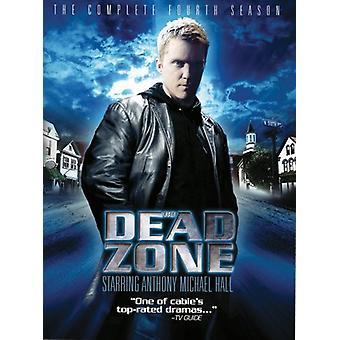 Dead Zone - Todeszone: Season 4 [DVD] USA import