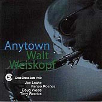 Walt Weiskopf - Valby [CD] USA import