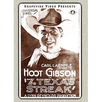 Texas strimma (1926) [DVD] USA import