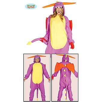 Dragon Monster Monster Dragon costume ladies one size