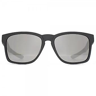 Oakley Catalyst Sunglasses In Steel Chrome Iridium