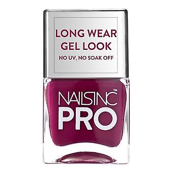 Nails Inc Pro Gel Effect Polish - Eaton Mews