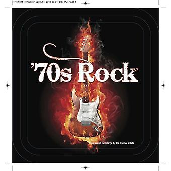 70 'er rock - 70 'er Rock [CD] USA importerer