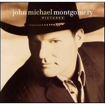 John Michael Montgomery - Pictures [CD] USA import