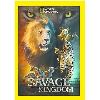 Savage Kingdom [DVD] USA import