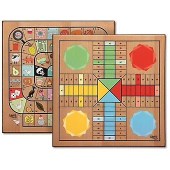 Cayro Ludo Goose Board (Spielzeuge , Brettspiele , Traditionell)