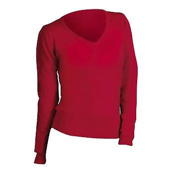 SOLS Womens/Ladies Galaxy V Neck Sweater