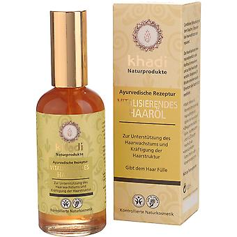 Khadi, Vitalising Hair Oil 100ml