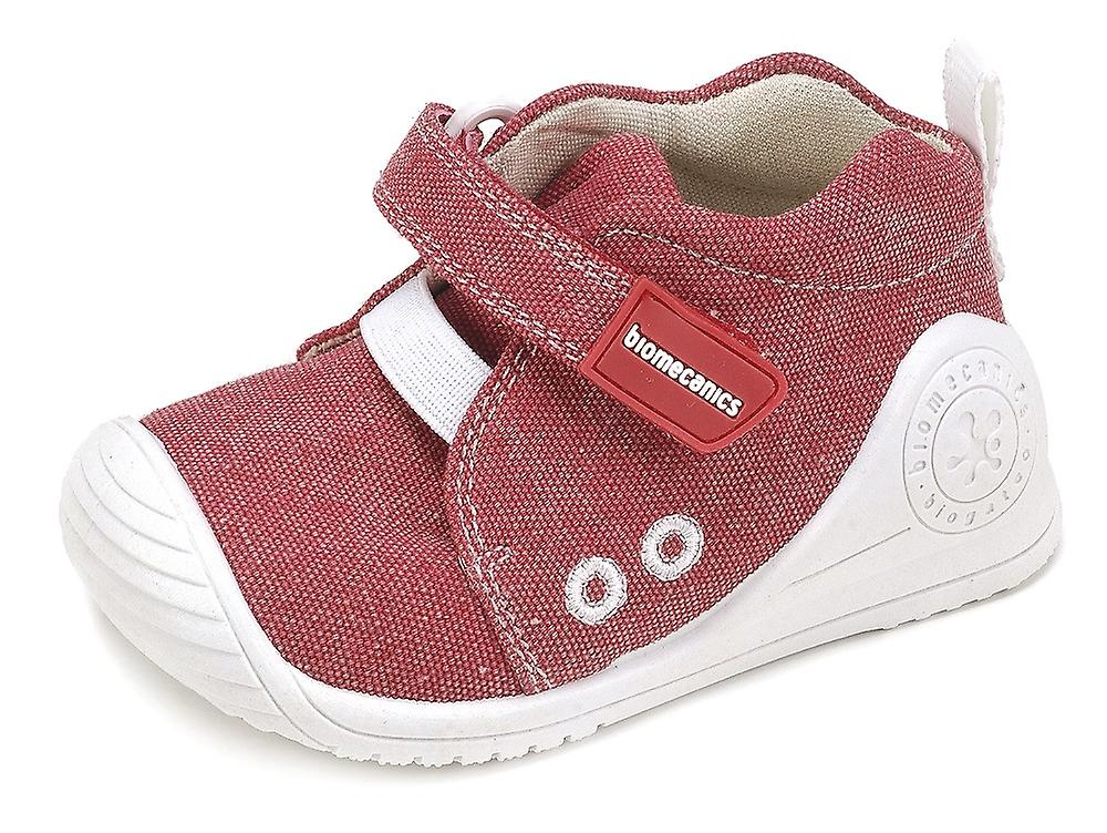 Biomecanics Boys 182121 Canvas chaussures rouge