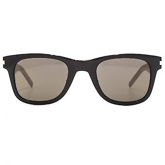 Saint Laurent SL 51 Slim Sunglasses In Black