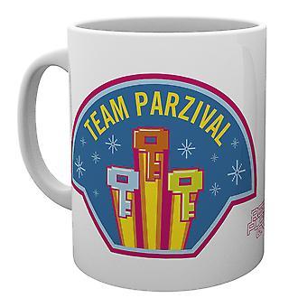 Pronto Player One Team Parzival Mug