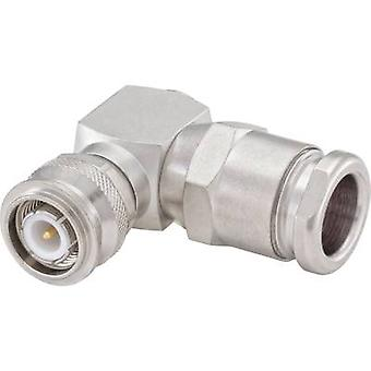 TNC connector Plug, right angle 50 Ω Rosenberger 56S201-015N5