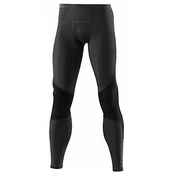 SKINS RY400 Recovery Long Tights Men's graphite - B43039001