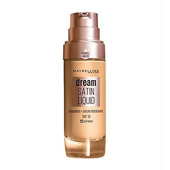 Maybelline Dream Satin Liquid 48 Sun Beige (Make-up , Face , Bases)