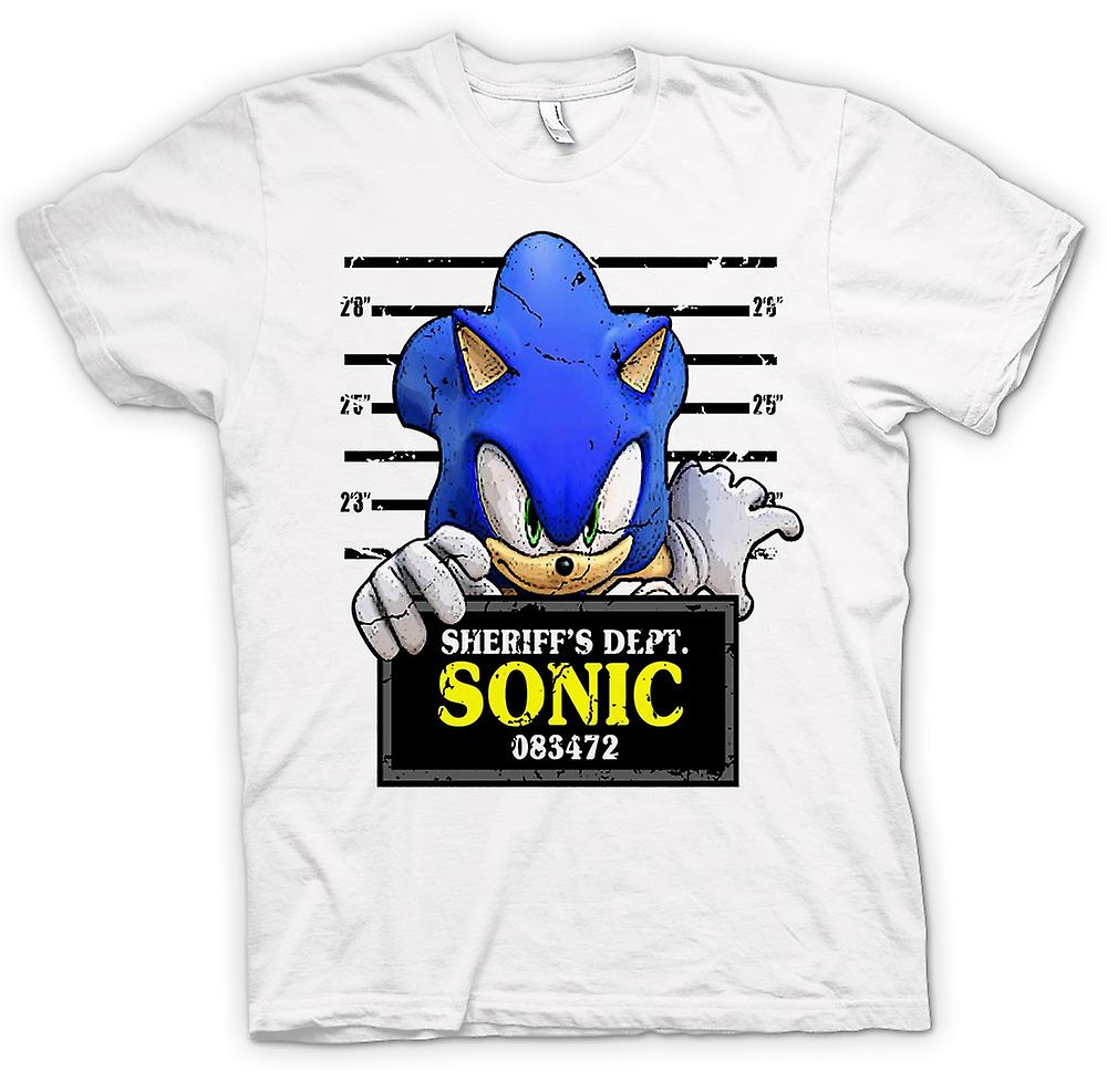 Femmes T-shirt - Sonic The Hedgehog - Photo d'