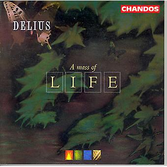 F. Delius - Delius: Requiem; a Mass of Life [CD] USA import