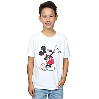 Disney chłopców Myszka Miki tradycyjnych fala T-Shirt